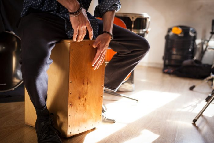 Choose Cajon with quality wood