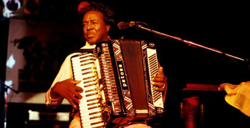 History of Zydeco